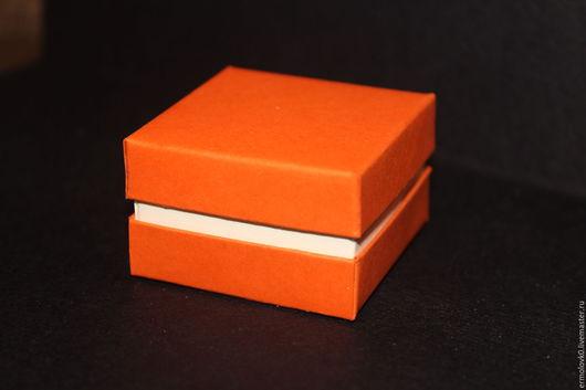 Упаковка ручной работы. Ярмарка Мастеров - ручная работа. Купить Коробочки цветные 4-4-2,6 в наличии. Handmade.