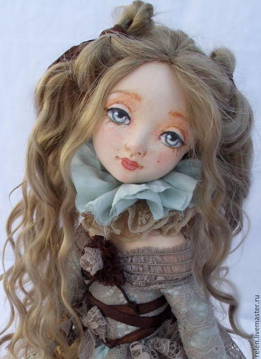 """Коллекционные куклы ручной работы. Ярмарка Мастеров - ручная работа. Купить кукла""""Флавия"""". Handmade. Кукла, авторская кукла"""