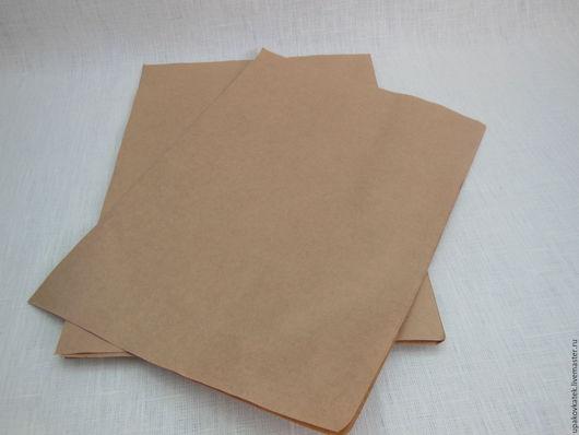 Упаковка ручной работы. Ярмарка Мастеров - ручная работа. Купить Крафт- бумага 21х30, 43х30, 48х70 84х70. Handmade. Коричневый