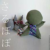 Куклы и игрушки ручной работы. Ярмарка Мастеров - ручная работа Сарубобо - пожелание счастья и добра. Handmade.