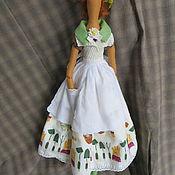 """Куклы и игрушки ручной работы. Ярмарка Мастеров - ручная работа Тильда """"Все в сад!"""". Handmade."""