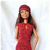 """Куклы и игрушки ручной работы. Ярмарка Мастеров - ручная работа Платье """"Ирина"""". Handmade."""