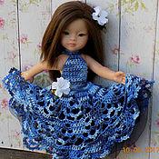 Куклы и игрушки ручной работы. Ярмарка Мастеров - ручная работа Одежда для куклы Paola Reina/Паола Рейна, комплект Бриз. Handmade.
