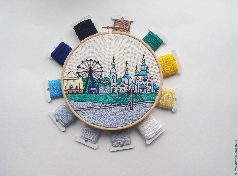 Вышивки на заказ тюмень