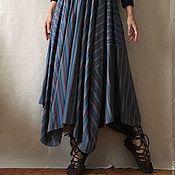 Одежда ручной работы. Ярмарка Мастеров - ручная работа юбка Linda. Handmade.