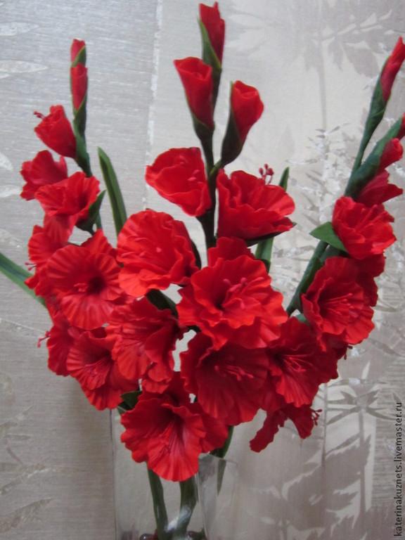 Гладиолусы купить букет в киеве, лилиями мужские букеты