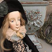 Куклы и игрушки ручной работы. Ярмарка Мастеров - ручная работа Будуарная кукла Марианна. Handmade.
