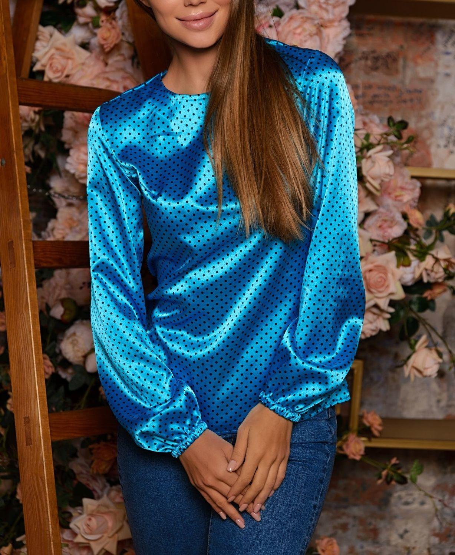 Блуза 408, Блузки, Москва, Фото №1