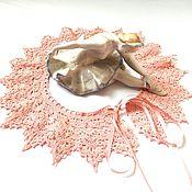 Аксессуары handmade. Livemaster - original item Lace collar crochet No. №42. Handmade.