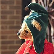 Куклы и игрушки ручной работы. Ярмарка Мастеров - ручная работа Авторский мишка Николас. Handmade.