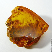 Материалы для творчества handmade. Livemaster - original item A piece of Amber