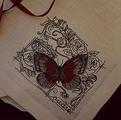 Для дома и интерьера handmade. Livemaster - original item Napkin linen