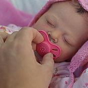 Куклы и игрушки ручной работы. Ярмарка Мастеров - ручная работа Кукла реборн  новорожденный малыш. Handmade.