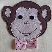 Работы для детей, ручной работы. Ярмарка Мастеров - ручная работа Весёлые обезьянки. Handmade.