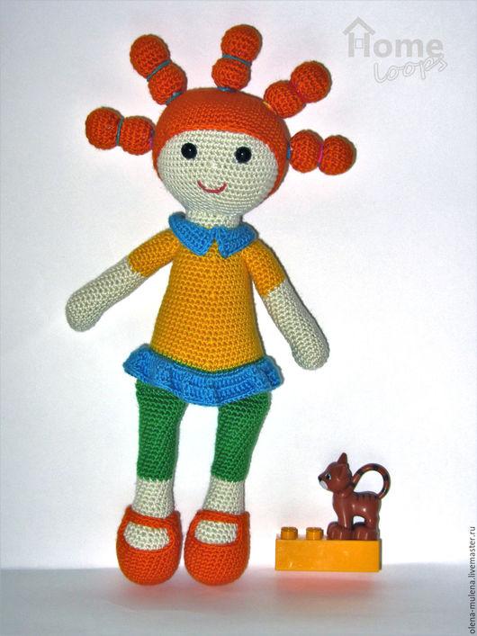 Человечки ручной работы. Ярмарка Мастеров - ручная работа. Купить Кукла Алиса. Handmade. Комбинированный, кукла в подарок, доченька, с любовью