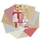 Материалы для творчества handmade. Livemaster - original item Set 2580237 Paper I love the Winter Ortuzar. Handmade.