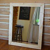 """Для дома и интерьера ручной работы. Ярмарка Мастеров - ручная работа Зеркало в раме """"Хельга"""". Handmade."""