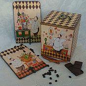 Для дома и интерьера handmade. Livemaster - original item Set for the kitchen