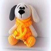 Куклы и игрушки ручной работы. Ярмарка Мастеров - ручная работа Собачки - символ года. Handmade.