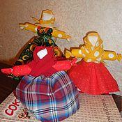 Русский стиль handmade. Livemaster - original item Doll Berehynia. Mother and daughter.. Handmade.