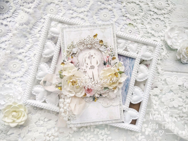 Свадебная открытка, Открытки свадебные, Горячий Ключ,  Фото №1