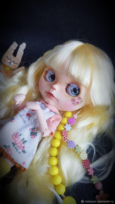 Блайз кастом (ТБЛ) Шветка, Шарнирная кукла, Уфа,  Фото №1