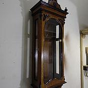 Винтаж ручной работы. Ярмарка Мастеров - ручная работа Реставрация корпуса старинных часов.. Handmade.