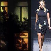 """Одежда ручной работы. Ярмарка Мастеров - ручная работа Платье  """"Вечер"""". Handmade."""