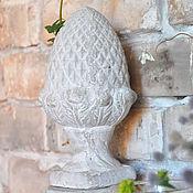 Для дома и интерьера handmade. Livemaster - original item Artichoke Provence small lump of concrete, decor, vintage, shabby chic. Handmade.