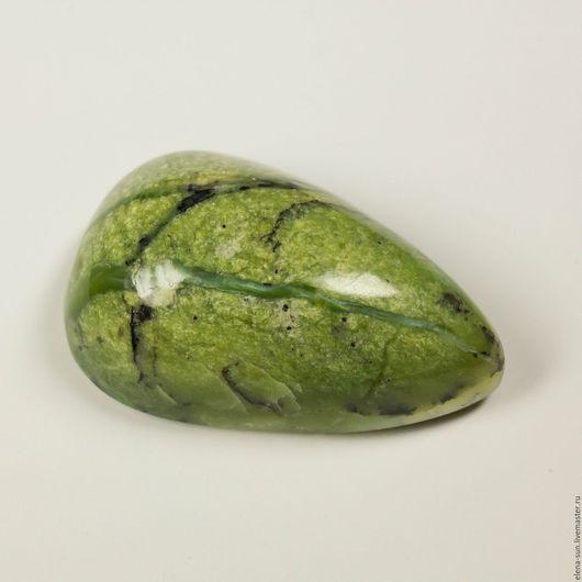 Для украшений ручной работы. Ярмарка Мастеров - ручная работа. Купить Опал зеленый 23,3х15,1х8,6 / 16,97 Ct. Handmade.