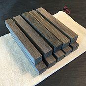 Материалы для творчества handmade. Livemaster - original item Bog oak for joinery and restoration. Handmade.