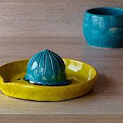 Посуда ручной работы. Ярмарка Мастеров - ручная работа Соковыжималка ручная. Handmade.