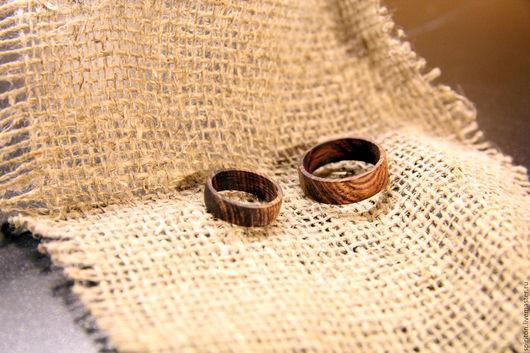 Кольца ручной работы. Ярмарка Мастеров - ручная работа. Купить Кольцо из дерева. Handmade. Кольца из дерева, обручальные кольца, кольца