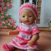 Куклы и игрушки ручной работы. Ярмарка Мастеров - ручная работа Одежда для Беби Борн. Handmade.