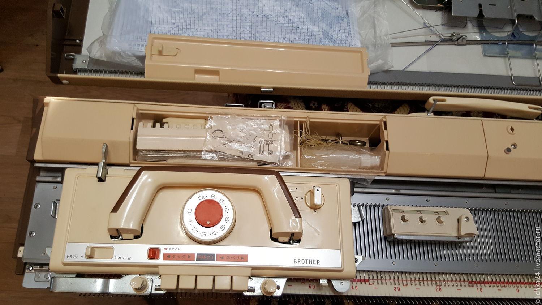 вязальная машина Brother Kн811 купить в интернет магазине на