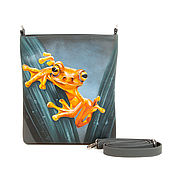 Сумки и аксессуары handmade. Livemaster - original item Handbag crossbody