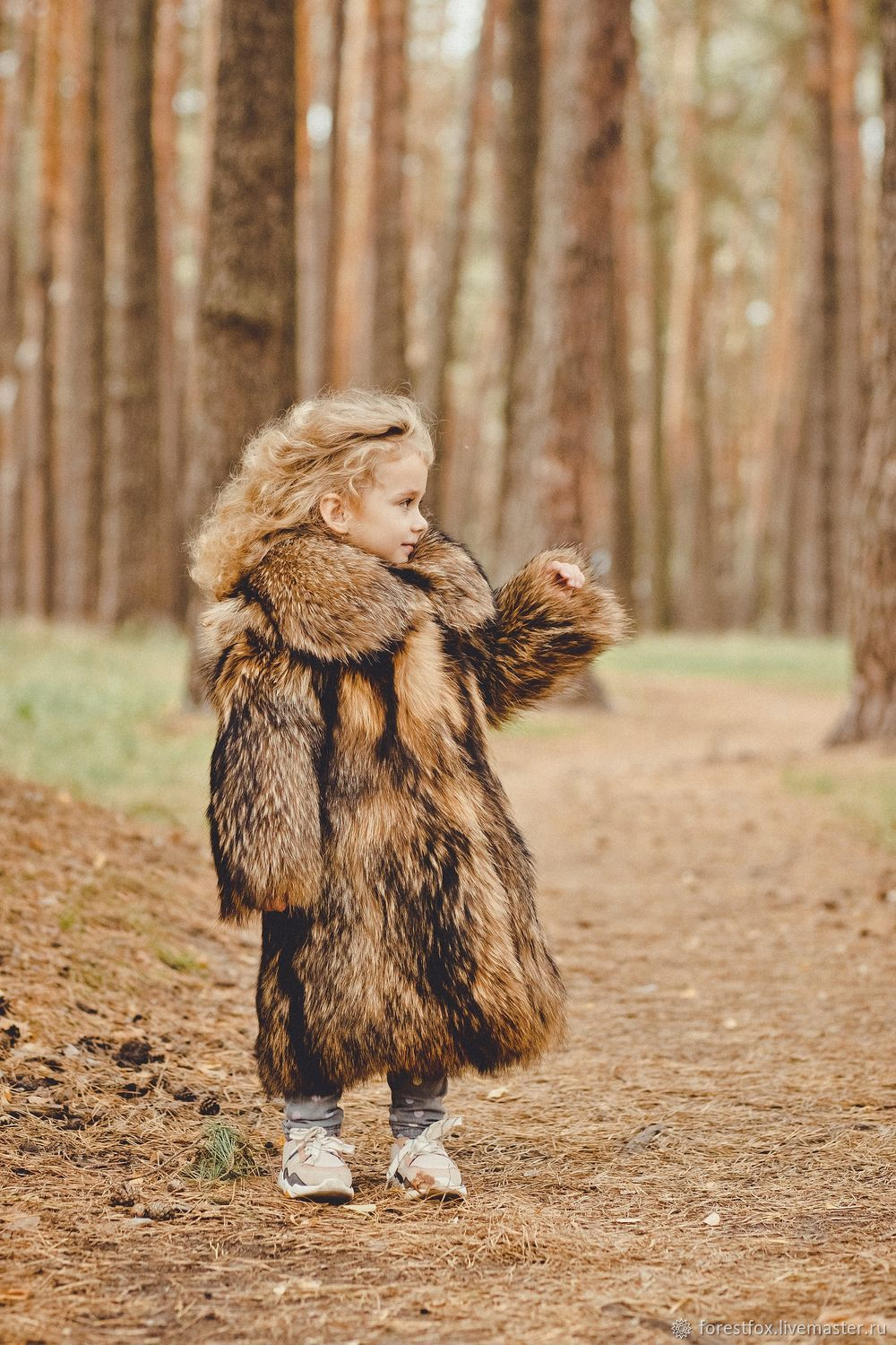 Baby Real Fur Coat, Childrens outerwears, Moscow,  Фото №1