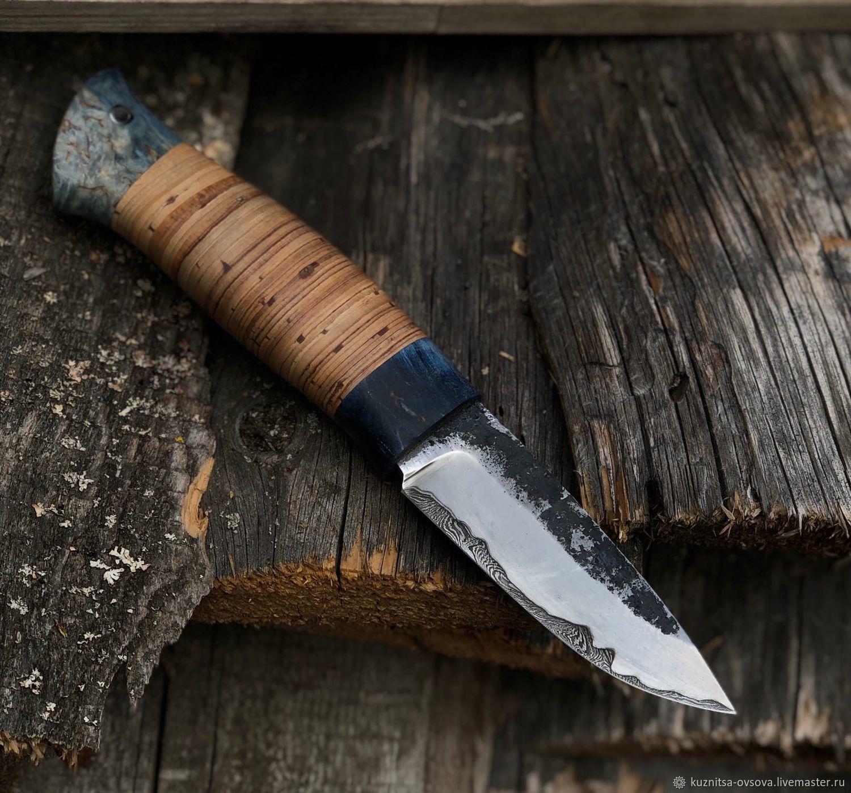 Нож ручной работы, Ножи, Ворсма,  Фото №1