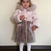 Работы для детей, handmade. Livemaster - original item Coat 2 - 3 years old. Handmade.