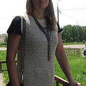 Одежда ручной работы. Ярмарка Мастеров - ручная работа Платье Сеточка. Handmade.