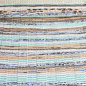 Для дома и интерьера ручной работы. Ярмарка Мастеров - ручная работа Домотканый половик (№ 191). Handmade.