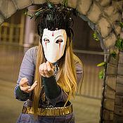 Субкультуры handmade. Livemaster - original item Witches of Rashemen`s Mask. Handmade.