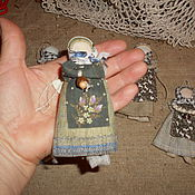 Народная кукла ручной работы. Ярмарка Мастеров - ручная работа Ангелочек. по мотивам русских кукол. Handmade.