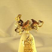 Сувениры и подарки handmade. Livemaster - original item Bell porcelain