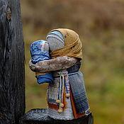 """Народная кукла ручной работы. Ярмарка Мастеров - ручная работа Кукла оберег Мамушка """". Handmade."""