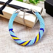 Украшения handmade. Livemaster - original item Bracelet beaded harness. Handmade.