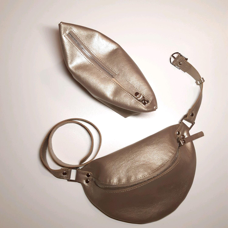 Belt bag, waist bag, Waist Bag, Moscow,  Фото №1