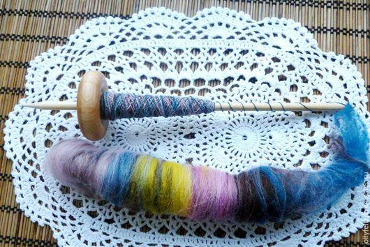 Другие виды рукоделия ручной работы. Ярмарка Мастеров - ручная работа. Купить Веретено подвесное нижнее(drop spindle). Handmade. Веретено