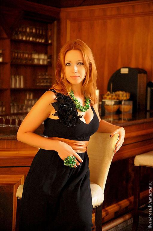 Броши ручной работы. Ярмарка Мастеров - ручная работа. Купить Черные розы из ткани. Брошь цветы из шелка.. Handmade. Черный