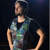 """Одежда ручной работы. Ярмарка Мастеров - ручная работа Жилет """"Edward VII"""". Handmade."""